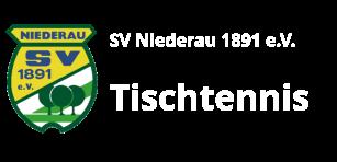 SV Niederau 1891 e.V. – Abt.Tischtennis